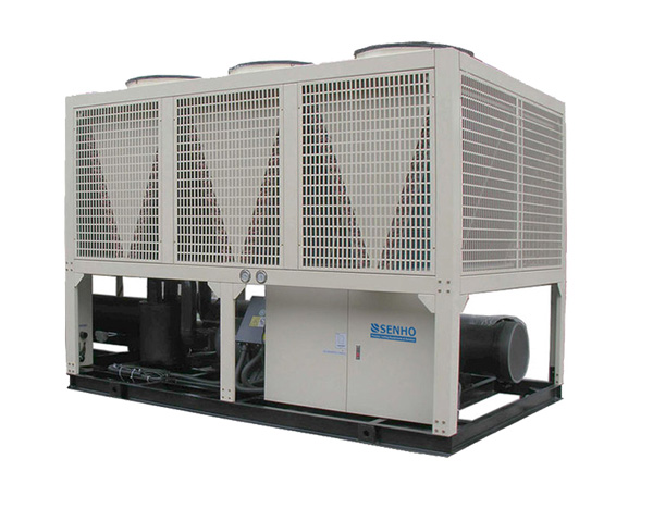 30 to 200 Ton Air Cooled Glycol Chillers