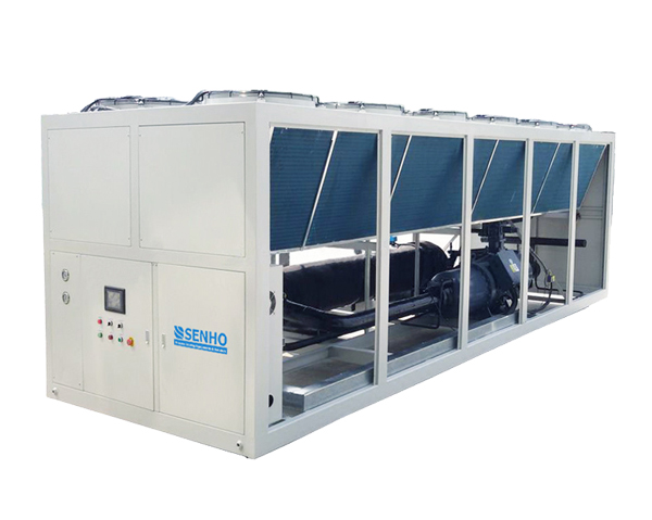 Air Cooled Central Chillers - 40 to 200 Ton