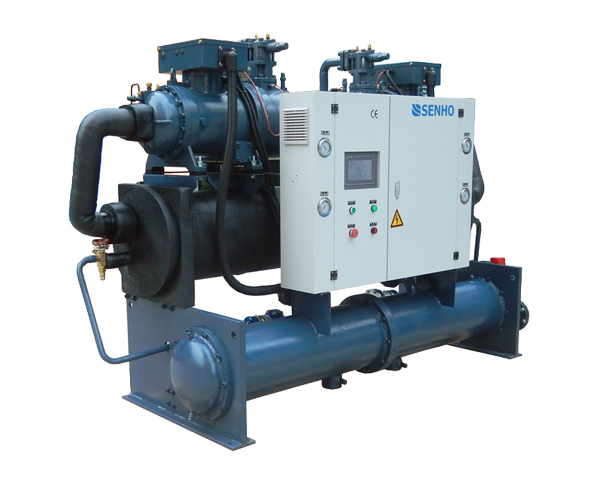 Water Cooled Screw Chillers - 40 to 600 Ton