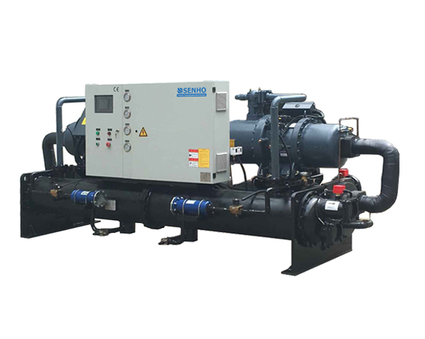 Water Cooled Central Chillers - 40 to 600 Ton