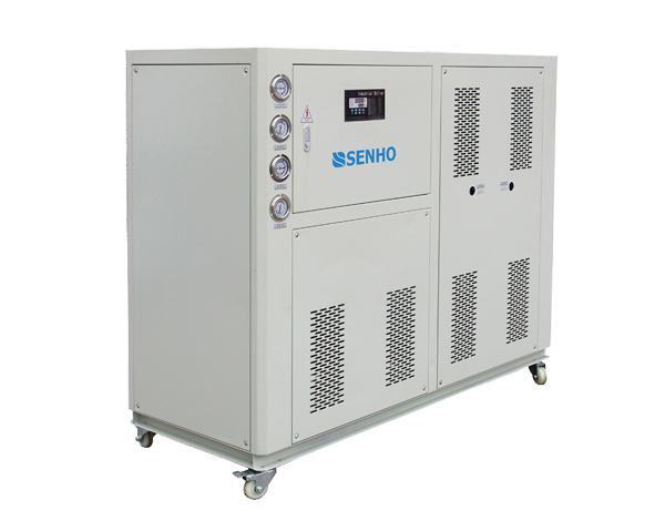 Water Cooled Glycol Chillers - 3 to 60 HP