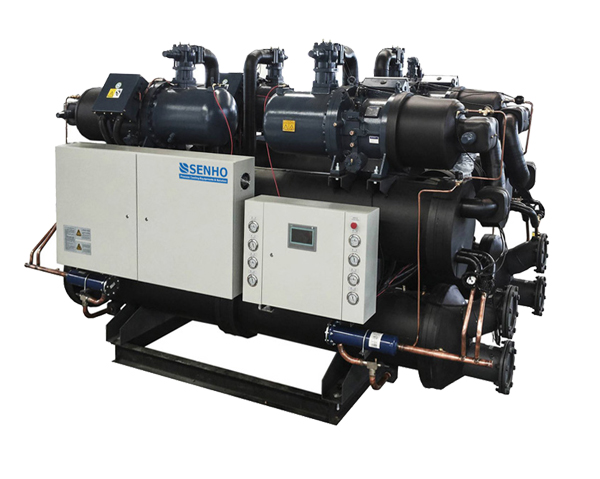 Water Cooled Screw Glycol Chillers - 40 to 600 HP